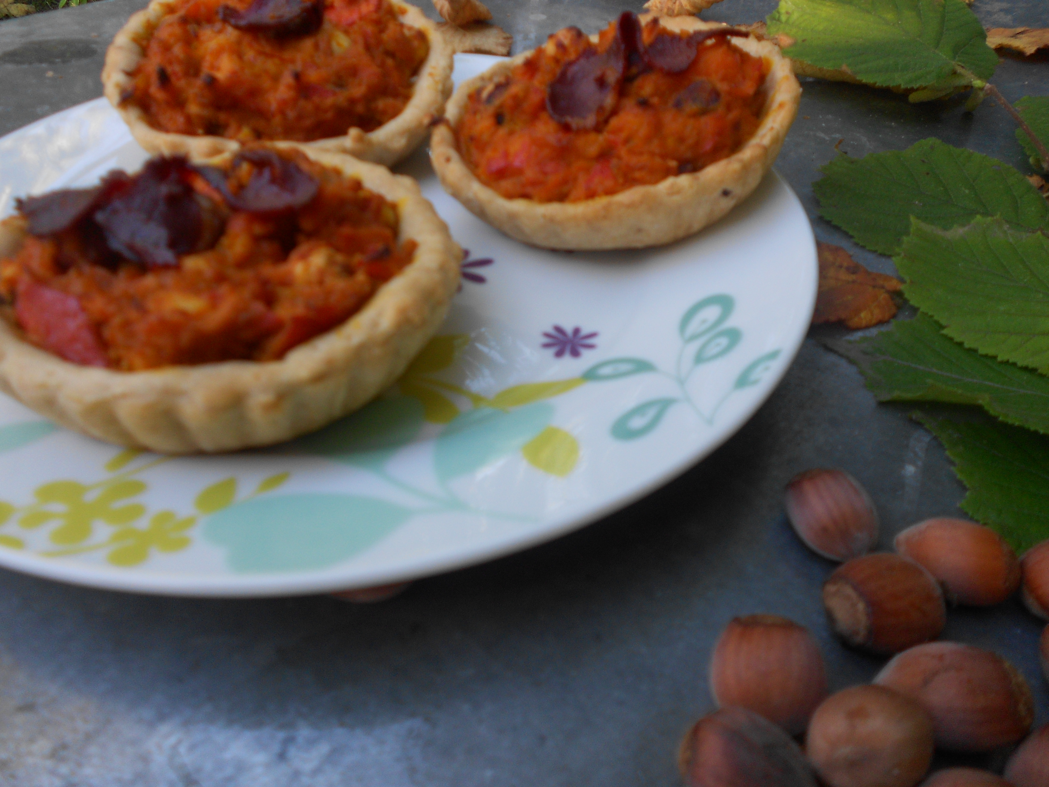 Petites tourtes de potimarron au magret de canard fum bulle en cuisine - Temps de cuisson magret de canard au four ...