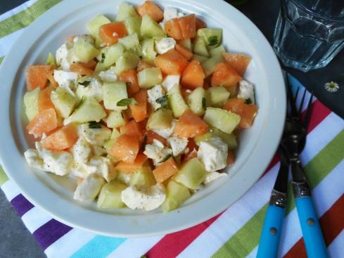 salade concombre melon mozza 3 (2)