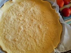 tarte fond pommes râpées