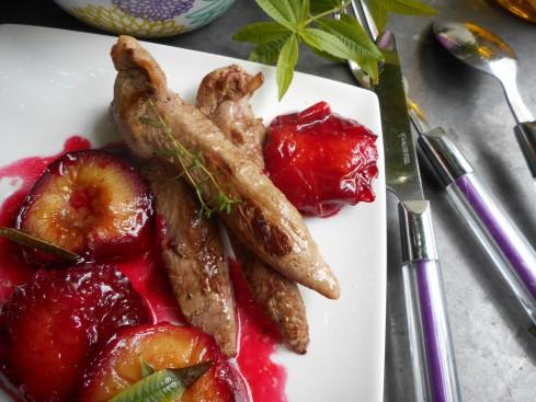 aiguillettes canard aux prunes 7 (2)