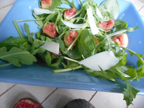 salade roquette figues tome brebis 2