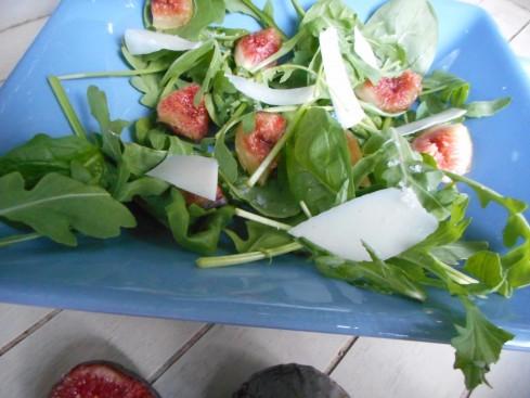 salade roquette figues tome brebis 2