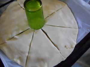 tarte soleil pesto pignons 4