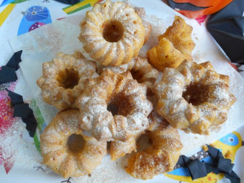 donuts courge cannelle 1