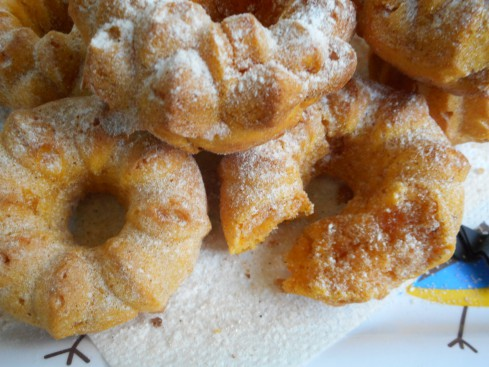 donuts courge cannelle