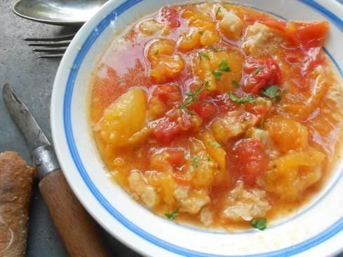 soupe tomates pain 2