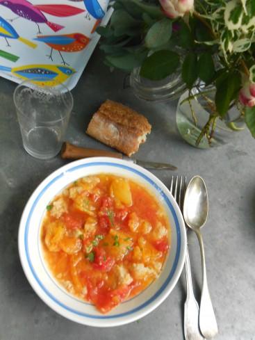 soupe tomates pain 5