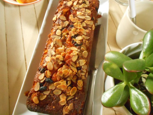 cake carottes fruits secs 1