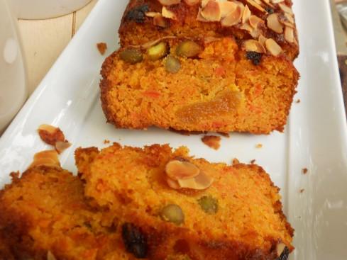 cake carottes fruits secs 2