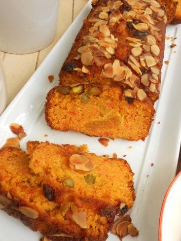 cake carottes fruits secs 3