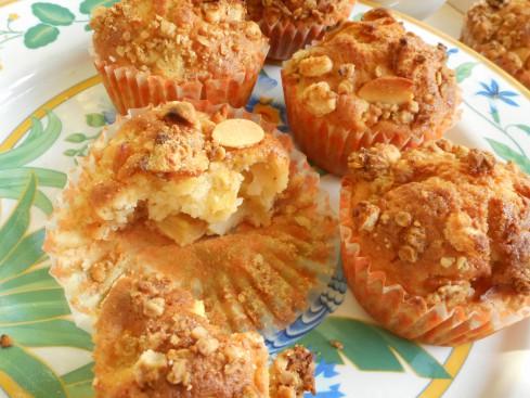 muffins pommes noisettes 2