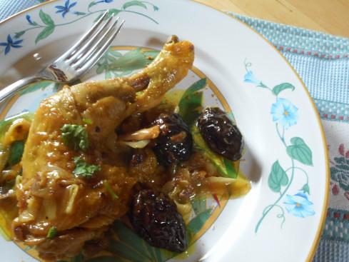 poulet pruneaux 5