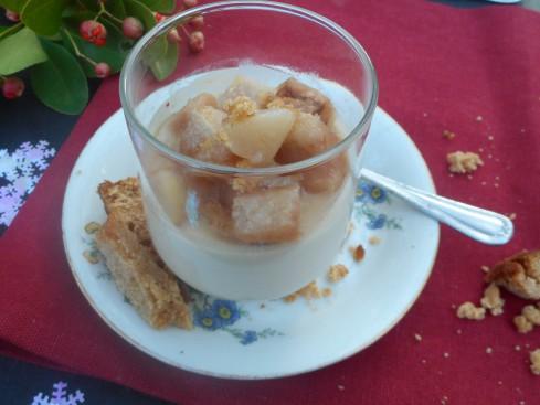 panna cotta foie gras poires2