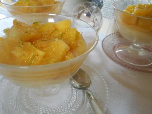 velours de coco à l'ananas 2