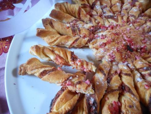 tarte soleil aux pralines roses 2