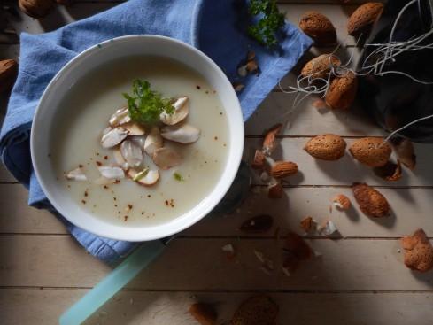 veloute chou fleur lait amandes 1