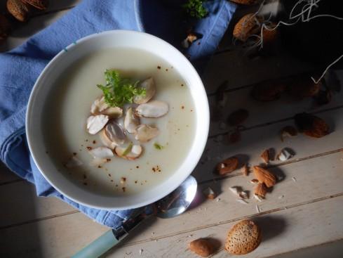 veloute chou fleur lait amandes 3