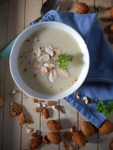 veloute chou fleur lait amandes 4