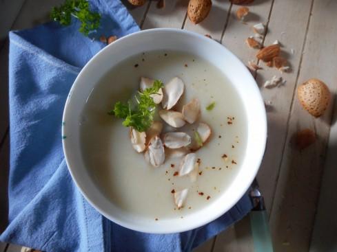 veloute chou fleur lait amandes 5