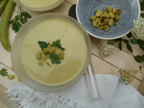 velouté de fèves coco 2