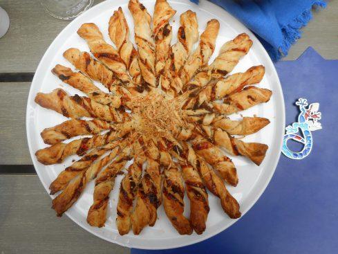 tarte soleil bolognaise 2